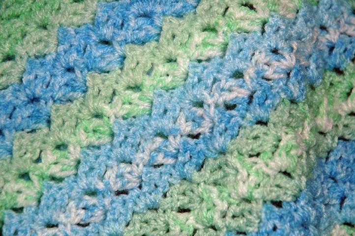 Baby blanket 003