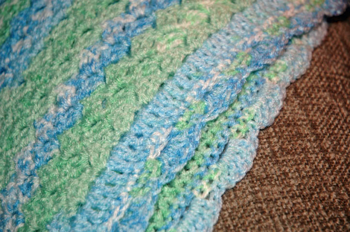 Baby blanket 005