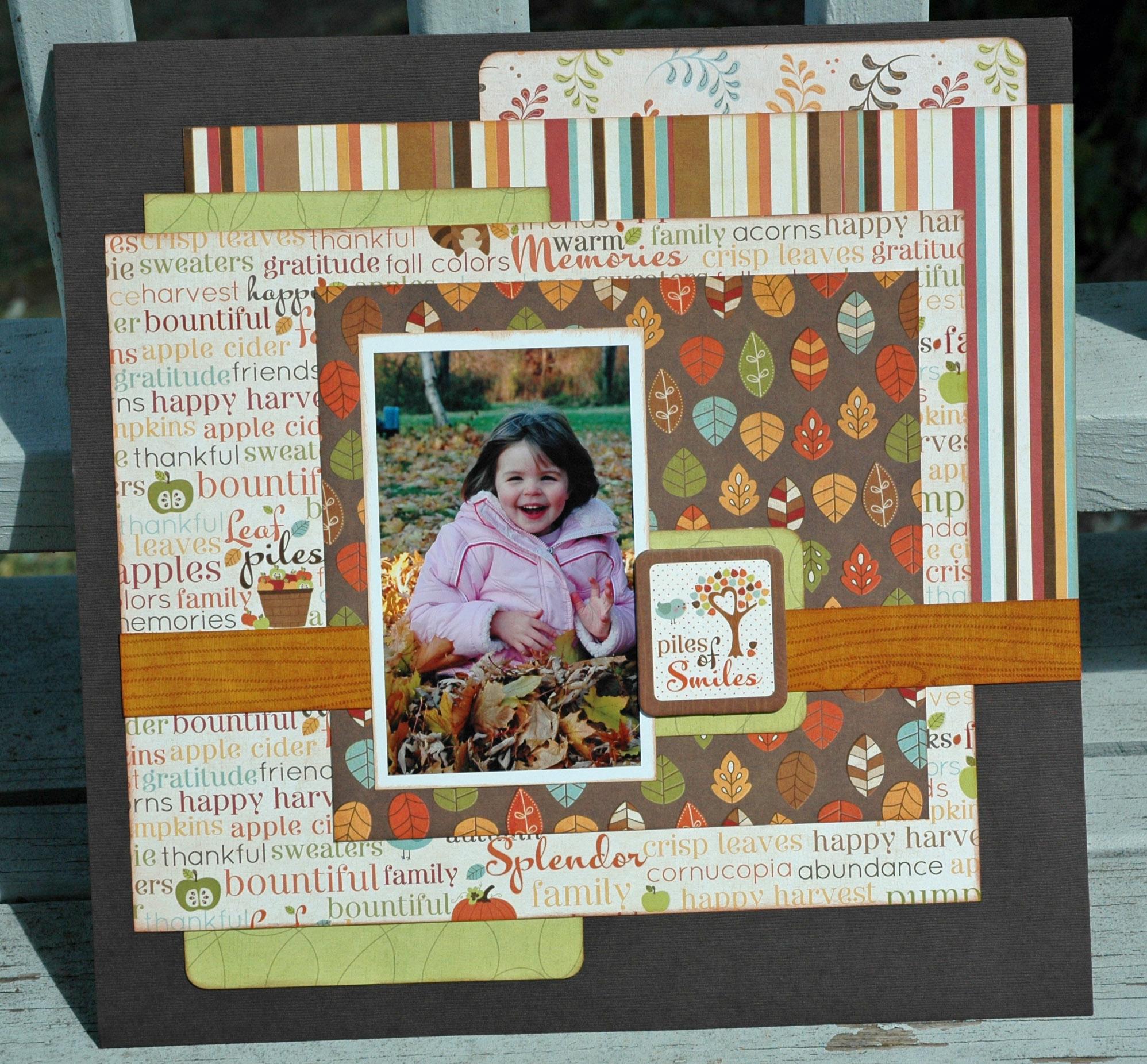 Scrapbook ideas about friends - Juliekapplecidersmiles